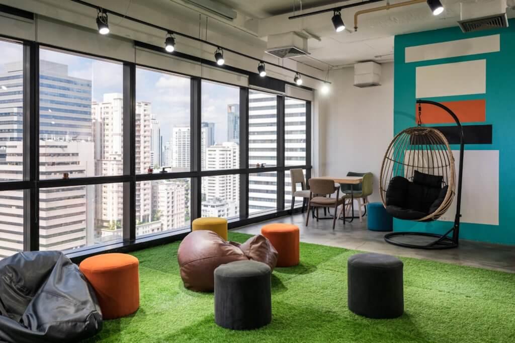 artificial grass for home design